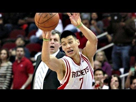 Jeremy Lin 林書豪 2014 04 06火箭vs金塊 Rockets vs Nuggets