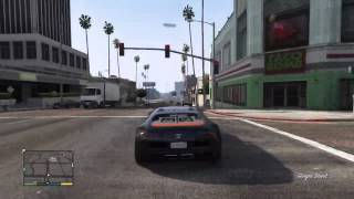 "GTA 5 - Bugatti Veyron ""Adder"" Location - Secret Car"