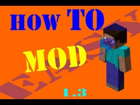 Easiest Way to install a Minecraft Mod (Mac) (PC) 1.8