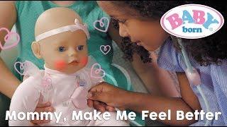 BABY born | Mommy, Make Me Feel Better | :30 Commercial