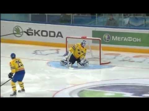 Russia - Sweden 5:1 █ Кубок Первого канала 2012 Россия Швеция