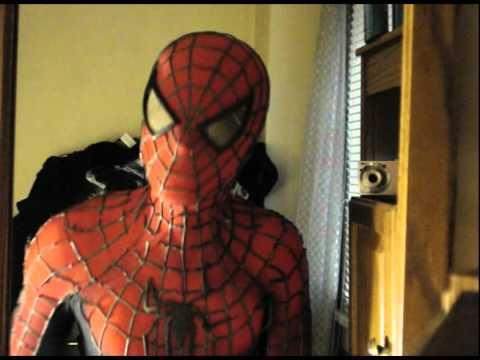 Spider Man Movie Suits is a Spider Man Movie Suit