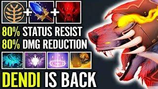 New Imba 80% Status Resist - Stun is NOTHING Ursa by Secret Dendi Epic Carry Pro Dota 2 Gameplay