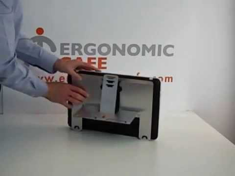 Shadow Laptop Stand from Visual-Q Healthy Computing
