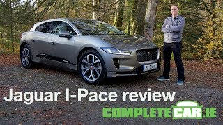 Is the electric Jaguar I-Pace a true performance SUV?