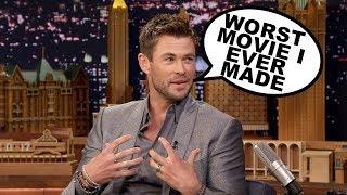 Why Chris Hemsworth HATES His Movie Thor: The Dark World