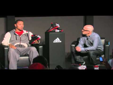 adidas D Rose 3 & Signature Collection Launch
