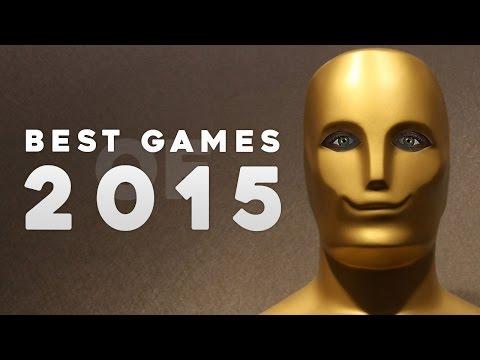 Best Games of 2015