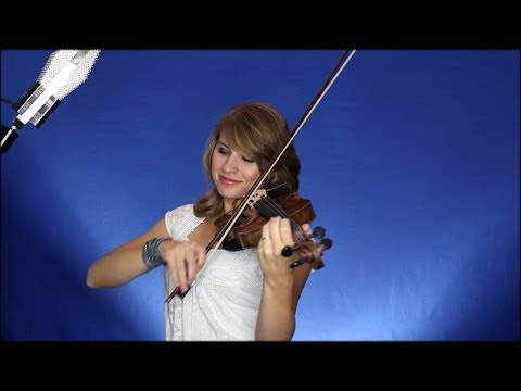 Let It Go (Disney's Frozen) Violin - Taylor Davis