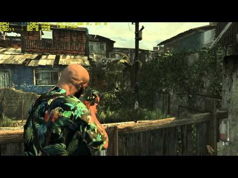 max payne 3 full hd MSAA 8X