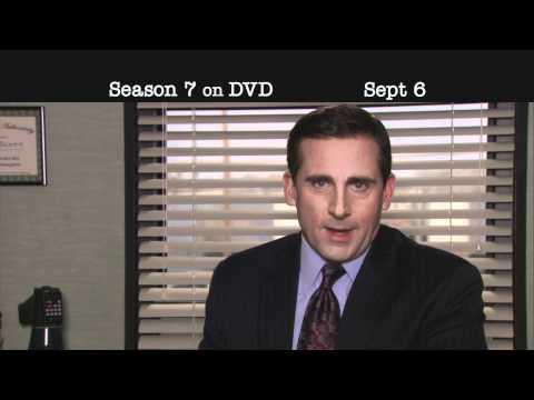 The Office Season 7 - Threat Level Midnight Trailer - Own it 9/6