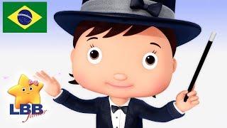 Desenho para Bebe | Bobinha dos Animais | Canções para Crianças | Little Baby Bum Júnior