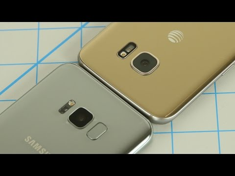 Samsung Galaxy S8+ Plus Vs Samsung Galaxy S7 Edge: Full Comparison