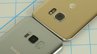 Samsung Galaxy S8+ Plus vs Samsung Galaxy S7 Edge: Full Comparison