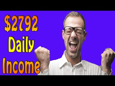 How To Make Money Online From Home 2017 -  Earn $2,792 Daily Income With Clickbank & Clicksure