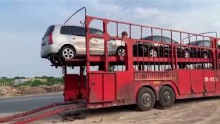 Chuyển xe vào từ Bắc - Trung - Nam cho khách và còn nhiều xe khác có tại bãi