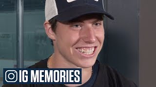 Mitch Marner Swipes Through His Instagram Past | IG Memories