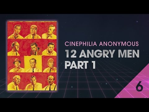 12 Angry Men (1957) Part 1 - Cinephilia Anonymous