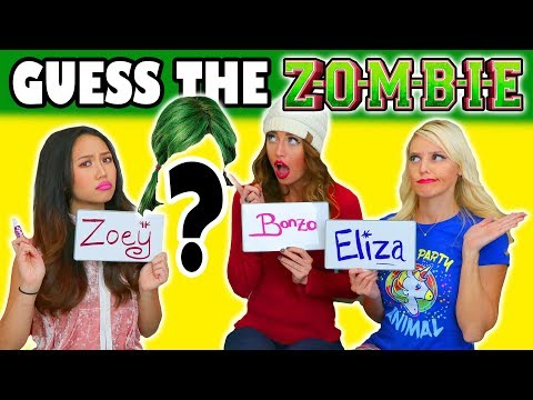 Disney Zombies Guess the Hair Challenge. Totally TV