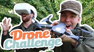 DRONE CHALLENGE!
