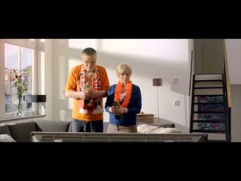 Grolsch EK Commercial 2012 – Wilhelmus met beugels!
