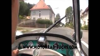 Messerschmitt KR 200 Microcar not only for monday for every day deluxe