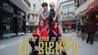 [KPOP IN PUBLIC] Lo Siento - SUPER JUNIOR 슈퍼주니어 (Feat. Leslie Grace) Dance Cover by FranHen
