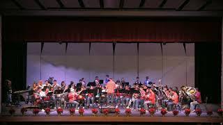 Sleigh Ride - George Ranch High School Wind Symphony