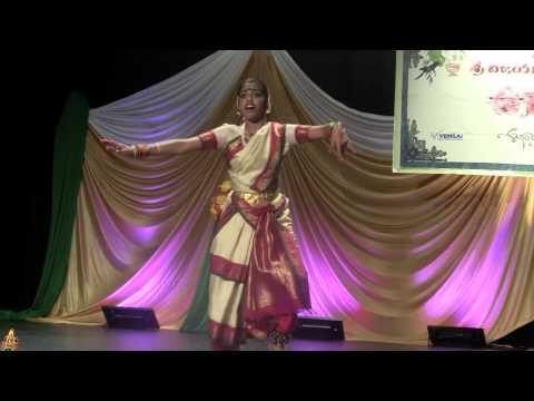 Andela Ravamidi Padamulada (Ref: Swarnakamalam) Dance   GATA...