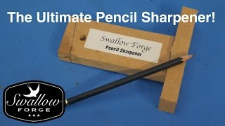 Ultimate pencil sharpener Hack
