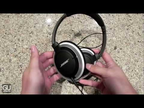 [Review] Bose AE2 Around-Ear Headphones