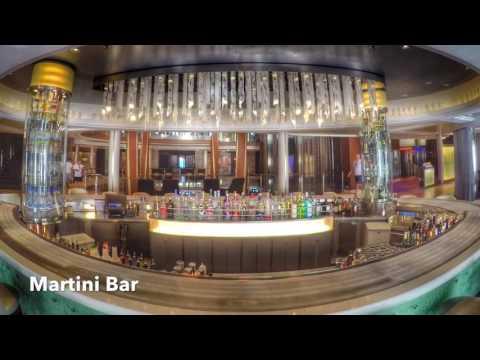 Celebrity Reflection Martini Bar
