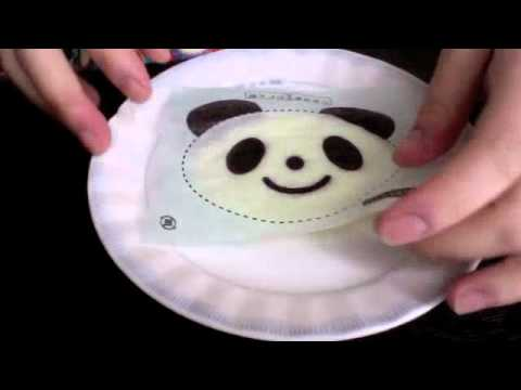 Panda Pancake - Whatcha Eating? #61