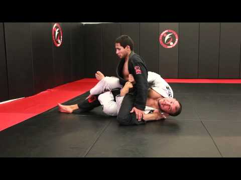 BJJ - Competition Guard Secrets - Cyborg Deep Half Sweep Video #1 - BJJ Image 1