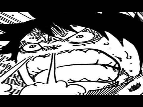 One Piece Chapter 761 Review - Luffy Continues To Get B*tched!! - ワンピース
