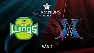 [14.07.2018] KING-ZONE vs Jin Air [LCK Mùa Hè 2018][Ván 2]