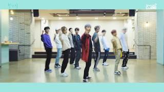 BTS x Pentagon - Anpanman (Shine Dance Practice)