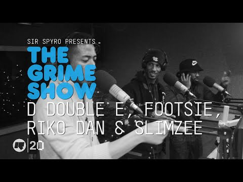 The Grime Show: D Double E, Footsie, Riko Dan & Slimzee video