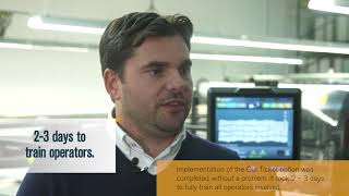 How Miguel Sousa Increased Productivity using Gerber Technology