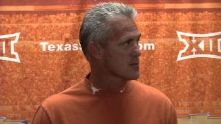 Shawn Watson media availability [Sept. 23, 2014]