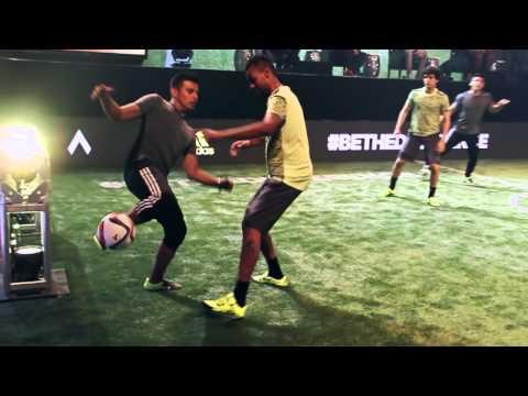 CHAOS vs. CONTROL | Brand New Adidas Boot Battle
