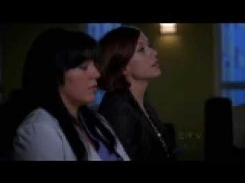Callie about Arizona, in church with Addison 5x15