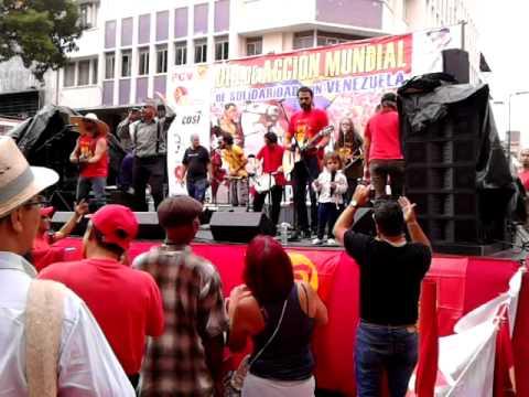 Día de Acción Global en Solidaridad con Venezuela