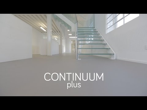 CONTINUUM PLUS - FLOOR FINISHES