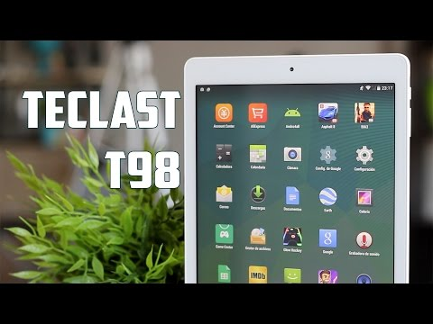 iPad killer, TECLAST T98 4G