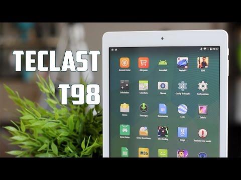iPad killer, TECLAST T98 4G