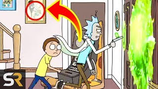 Rick and Morty's Most Hilarious/Outrageous Inventions