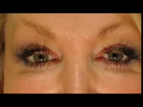 #1 Secret How to Have White. Whiter Eyes. Part 1. No more red bloodshot eyes video eye whitening