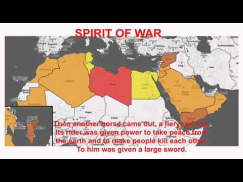 The Islamic State and the Rise of the Antichrist Part 2
