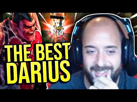 DID I JUST BECOME THE WORLD'S BEST DARIUS?! - SRO Road to Challenger